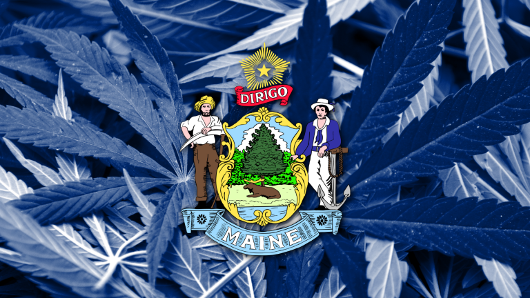 Maine ADULT-USE It's officially OFFICIAL!